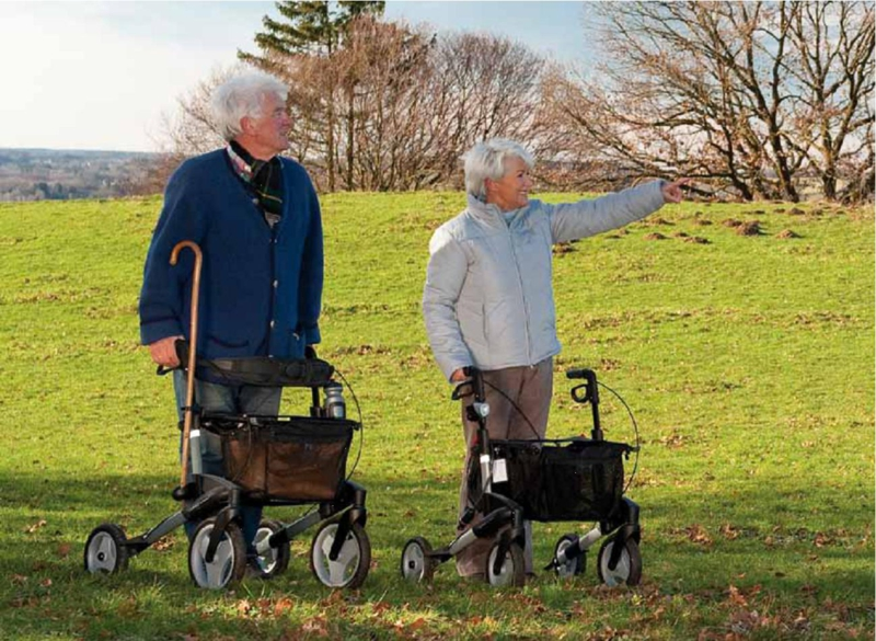 Walking Aids: The Tools To Keep You Moving!   Canes&Walkers.com